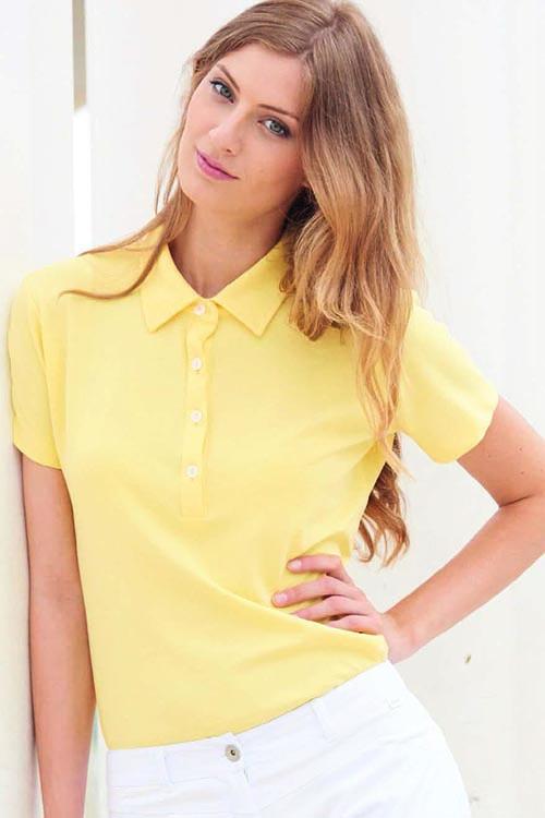 Poloshirt_gelb