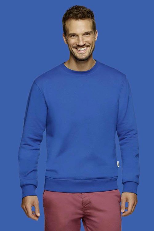 Sweatshirt_Pullover_blau