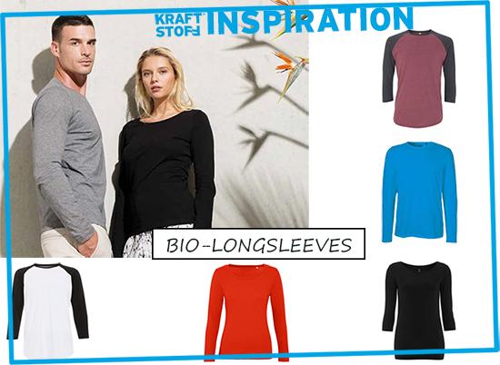 Inspiration - Bio-Longsleeves