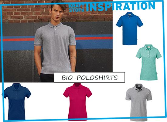 Inspiration - Bio-Poloshirts
