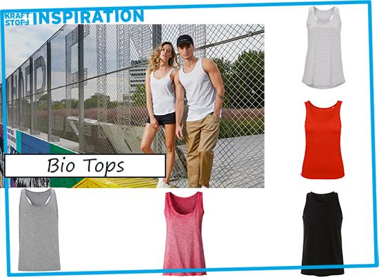 Inspiration - Bio Tops