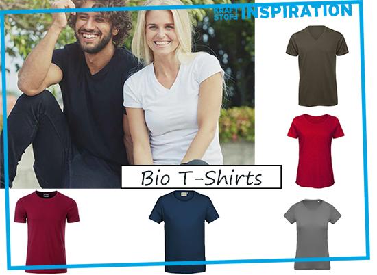 Inspiration - Bio T-shirts