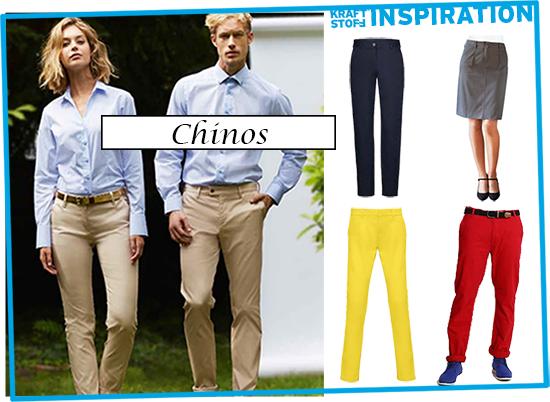 Inspiration - Chinos