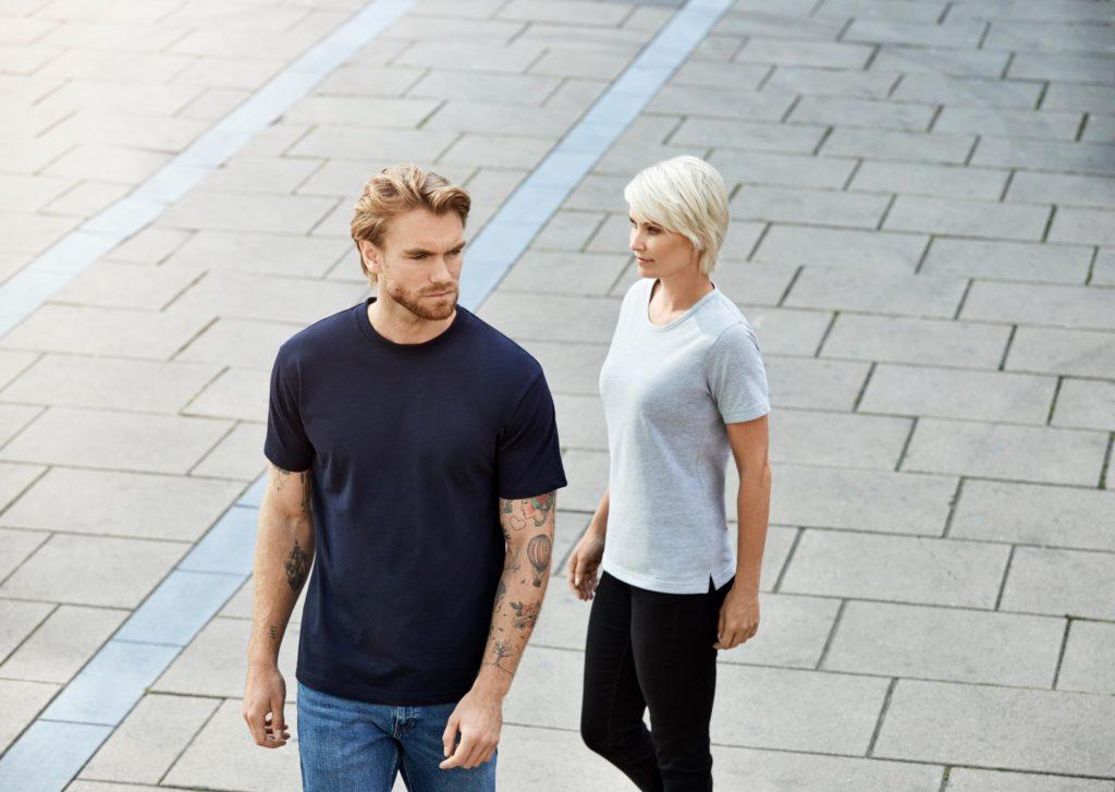 ID Pro Wear - Damen T-shirt / Herren T-shirt in vielen Farben erhältlich