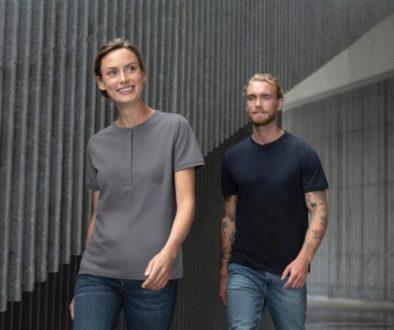 ID Pro Wear - Damen Poloshirt / Herren Poloshirt aus BCI-Baumwolle und recyceltem Polyester