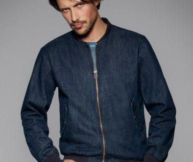 B&C Denim Jacket Supremacy for Men