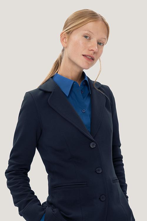 Hakro Damen Sweatblazer Premium - modisch geschnitten