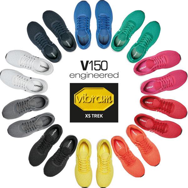 Craft V150 Laufschuh in 11 verschiedenen Farben