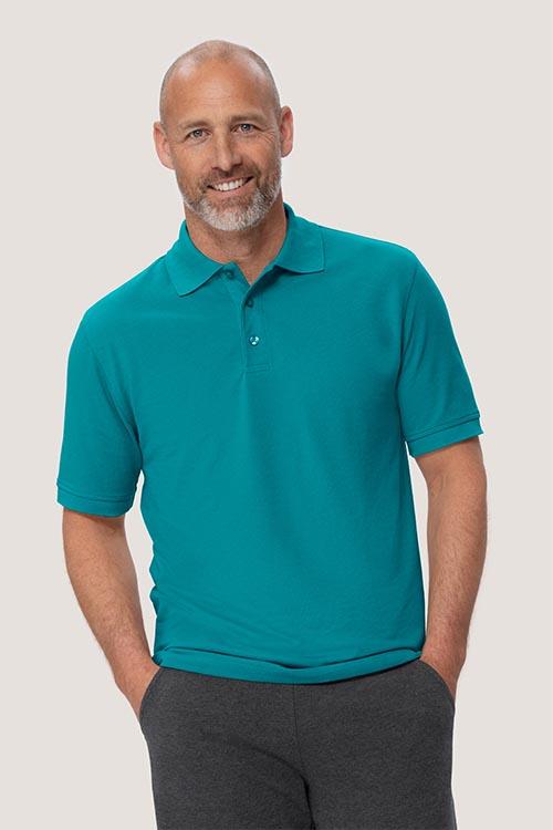 Poloshirt Herren Petrol Physiotherapie Berufsbekleidung