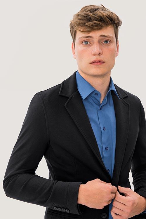 Berufsbekleidung Apotheke Sweatblazer