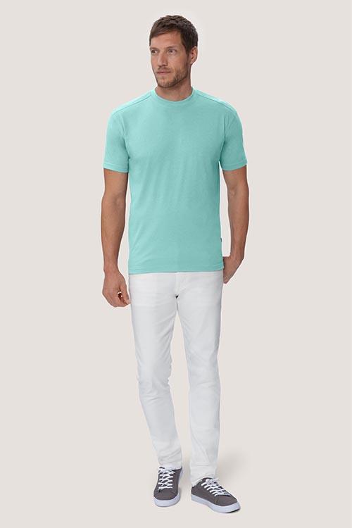 Berufsbekleidung Beauty & Wellness Herren T-Shirt Mint