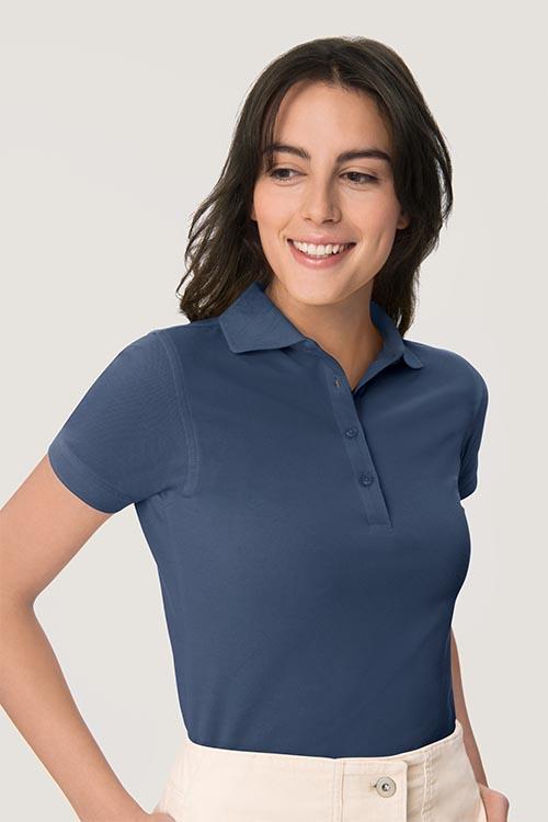 Berufsbekleidung Beauty & Wellness Damen Poloshirt Marine