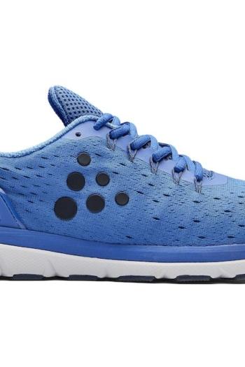 Berufsbekleidung Fitnessstudio leichter Laufschuh V150 mit hervorragender Flexibilität und hohem Rebound in blau