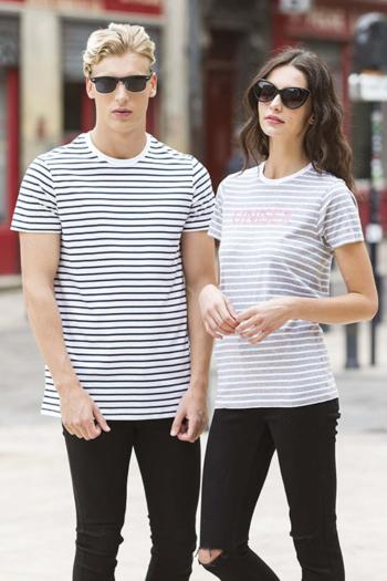 Messebekleidung Unisex Ringelshirts in verschiedenen Farben SF202