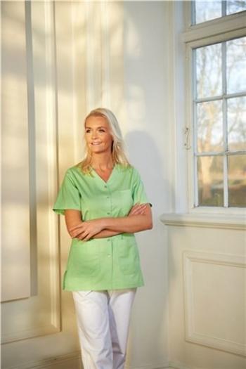 Berufsbekleidung Beauty und Wellness Damen Charisma Kasack in hellgrün