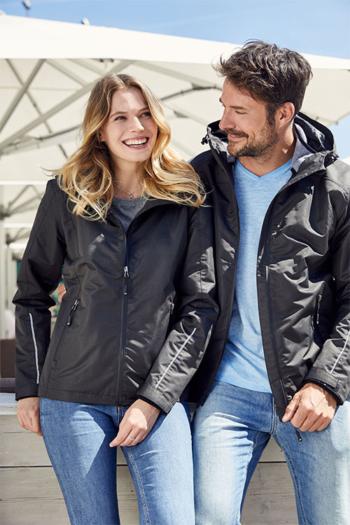 Corporate Fashion Funktionelle Doppeljacke, 3 Tragevariationen, vielseitig einsetzbar, Fleece-Innenjacke leicht auszippbar Jn1153/1154