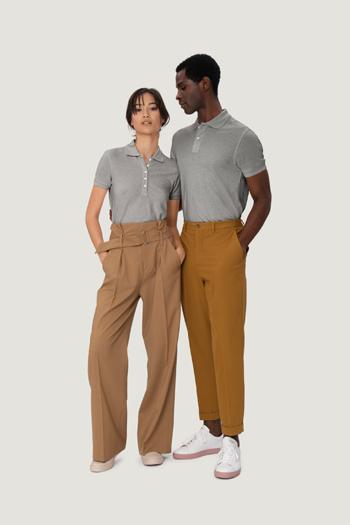 Corporate Fashion modisch geschnittenes Poloshirt aus 100% Biobaumwolle HAK231/831