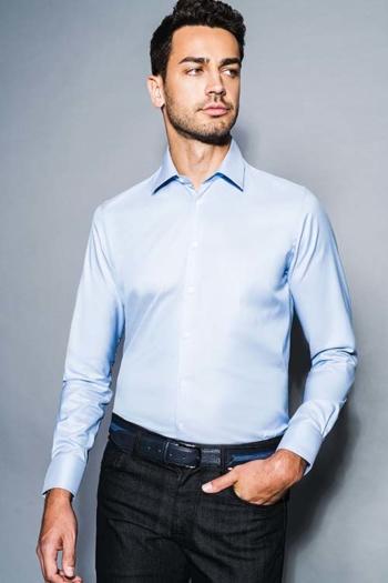 Corporate Fashion Hemd mit Kent Kragen in 3 verschiedenen Passformen und Farben DH-60617-1