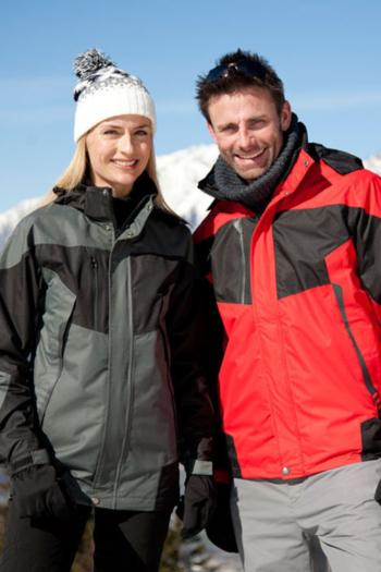 Jacken besticken Unisex 3-in-1 Winterjacke Aspen RT199
