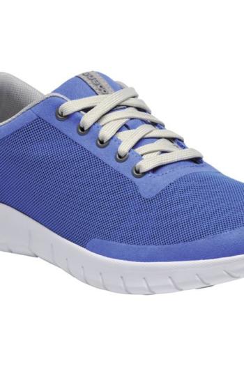 Eventbekleidung Sneaker in ergonomischen und schicken Design mit herausnehmbarer Einlage in königsblau LB-18/30006