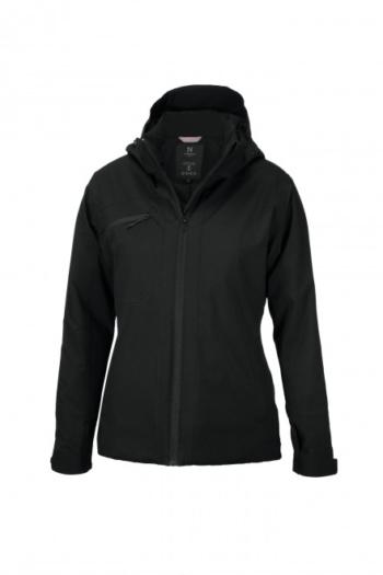 Nimbus Jacke hochtechnische Winterjacke Fairview mit einer Sorona® Wattierung in schwarz