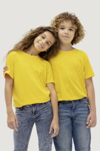 HAKRO Arbeitskleidung klassisches T-Shirt für Kinder in vielen verschiedenen Farben erhältlich HAK210