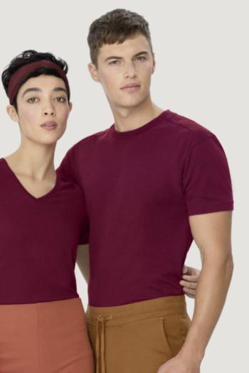 HAKRO Arbeitskleidung extrem strapazierfähiges kochfestes T-Shirt in vielen verschiedenen Farben erhältlich HAK182/282