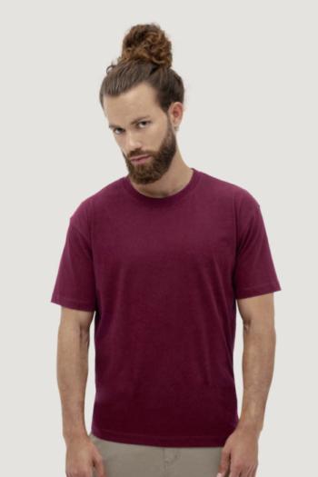 HAKRO Arbeitskleidung klassisches Herren T-Shirt mit rundem Halsausschnitt HAK293