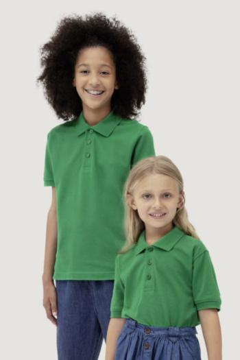 HAKRO Arbeitskleidung hochwertiges Poloshirt für Kinder in vielen verschiedenen Farben erhältlich HAK400