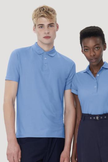 HAKRO Arbeitskleidung funktionelles Poloshirt Coolmax für Damen und Herren HAK206/806