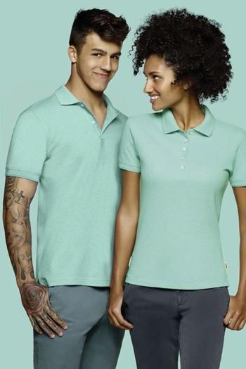 Mitarbeiterbekleidung Poloshirts für Damen und Herren in verschiedenen Farben HAK224/800