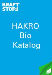 Hakro Biokatalog